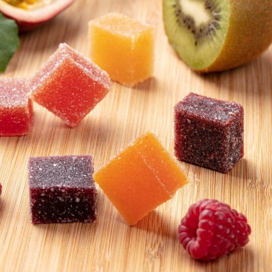mon pari PÂTES DE FRUITS