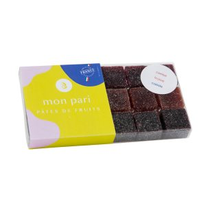 Boite assortie - Fruits rouges