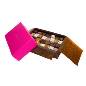 Balloboite mixte (chocolats, caramels) 810g