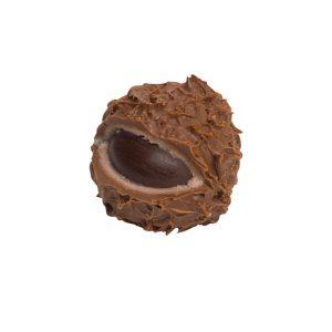 Bouchée Marron, chocolat au lait