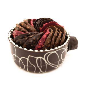 Tasse tout chocolat 250 g