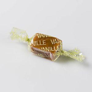 Papillote de Caramel à la vanille