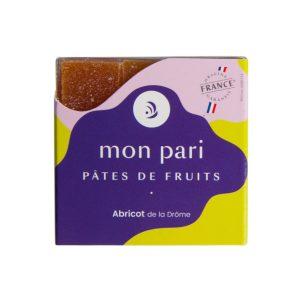 Verger abricot de la Drôme
