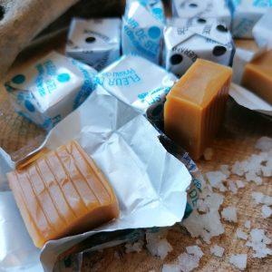 Caramel Fleur de sel et Pineau des Charentes